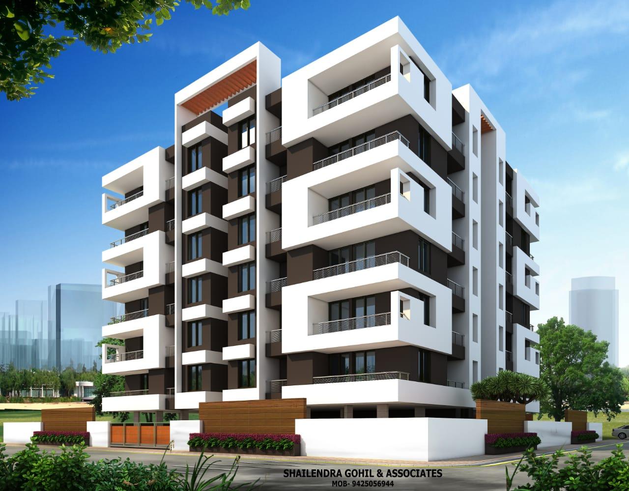 Flat in Indore – Premium 2 BHK