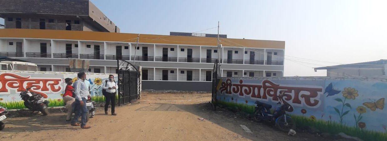 1 BHK - Ganga Vihar